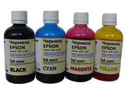 Ink-mate Набор чернил EIM-110 для Epson (4 x 100 мл)