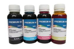 InkTec Набор чернил H6065-H6066 для HP (4 x 100 ml)