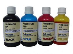 Ink-mate Набор чернил HIM-900 для HP (4 x 100 мл)