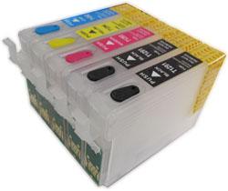 Перезаправляемые картриджи для EPSON Stylus BX320FW