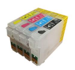 Перезаправляемые картриджи для EPSON Stylus S22 SX125 SX130 SX230 SX430 BX305 v6.5