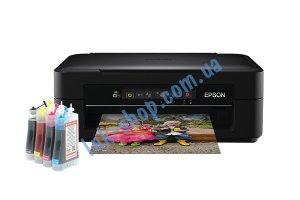 Epson Expression Home XP-215 + СНПЧ