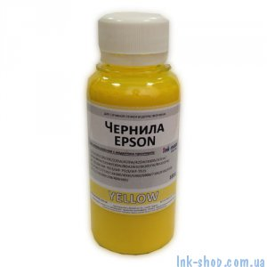Ink-mate Epson пигментные (Dura Bright) Yellow 100g IS
