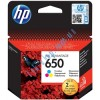 Картридж HP DJ CZ102AE №650 Color